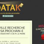 DATAK, un jeu vidéo évolué sur la vie privée