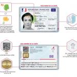 Données biométriques et nouvelle carte d'identité